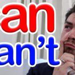 「can」と「can' t」を正しく発音できますか?日本人がよく間違える英語の発音|IU-Connect英会話 #192
