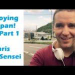 Enjoying Japan – Part 1 – Chris Sensei