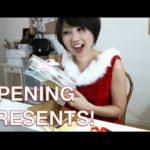 アメリカのワイルドなプレゼントの開け方 // Present opening culture〔# 070〕