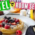 英語でホテルのルームサービスを注文!〔#719〕