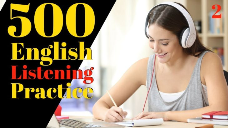500 Practice English Listening  ???? Learn English Useful Conversation Phrases 2