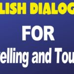 English Dialogues for Travelling and Tourism Learn English