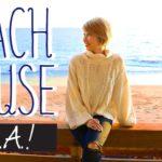マリブの素敵すぎるビーチハウス???? [生配信] Amazing beach house in Malibu!〔#487〕