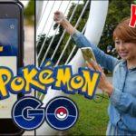 英語設定でポケモンGoやってみた!!Playing PokémonGo!〔#451〕