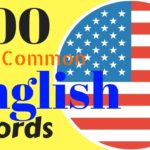 Learn 100 most common ENGLISH words * American English Pronunciation * + examples