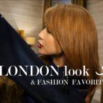 私のロンドンファッション♪ My London look & Fashion Favorites〔#383〕
