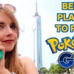 Pokemon GO in Fukuoka | 福岡市でポケモンゴー