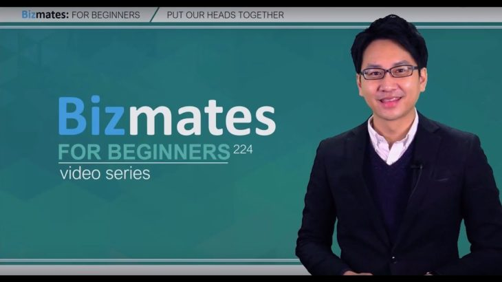 """Bizmates初級ビジネス英会話 Point 224 """"Put our heads together"""""""