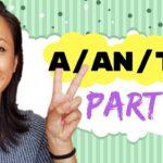 a, an, the 使い方パート2!〜上級編〜