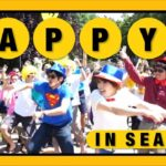 "PHARRELL WILLIAMS ""HAPPY"" (IN SEATTLE) バイリンガール・バージョン☆〔# 192〕"