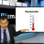 "Bizmates Trendy News 30 ""Heatstroke"""