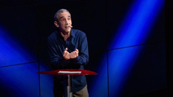 """How to be """"Team Human"""" in the digital future   Douglas Rushkoff"""