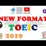 NEW FORMAT TOEIC FULL LISTENING PRACTICE 03