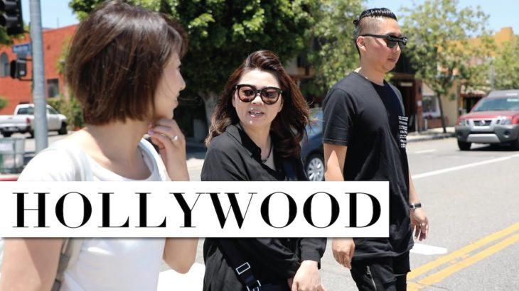 ハリウッドで活躍する日本人に海外で働くことについて聞いてみた!〔#571〕
