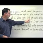 Advanced English Grammar ESL Lesson – Conditionals