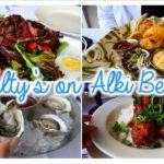 シアトルのおすすめレストラン // Salty's on Alki Beach〔#361〕