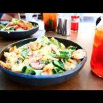 ゴールドコースト・サラダが美味しいおしゃれなランチスポット!// Great lunch spot in Surfer's Paradise!〔# 317〕