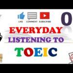 TOEIC Full Listening Practice 06