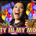 クリス&テーングとランチ☆ // Party in my mouth! Part 2! 〔#358〕