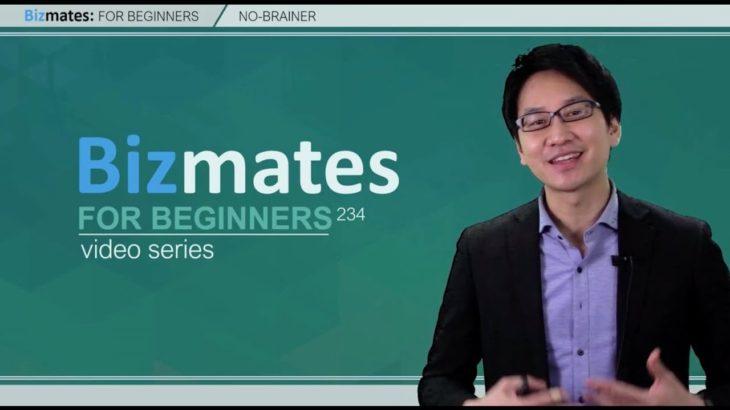 "Bizmates初級ビジネス英会話 Point 234 ""No-brainer"""