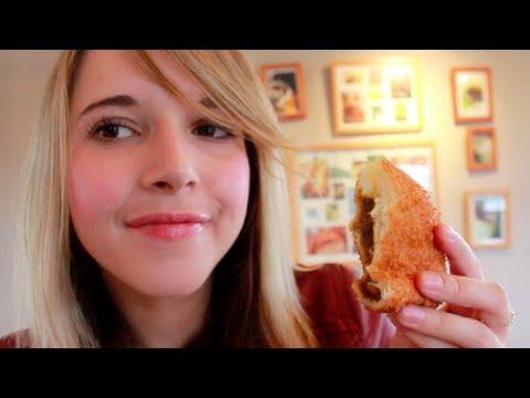 [字幕付き] Japanese Bread! 日本のパンは美味しいです♥