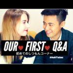 Q&A With My Boyfriend Tatsu (Enable CC for English Subs!)