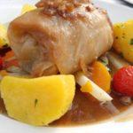 ロールキャベツは、ドイツの郷土料理?// Cabbage roll is German?〔# 264〕