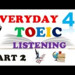 TOEIC LISTENING PART 2 ONLY 041 WITH TRANSCRIPTS AND ANSWERS