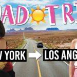 アメリカ横断🇺🇸NYからLA! 8000㎞の旅 総集編☆ Our U.S. Road Trip!〔#671〕【🇺🇸横断の旅 66】