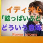 パワー イディオム 英語 慣用句 Power Idioms 5