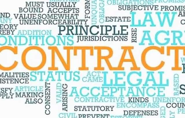 Legal English Vocabulary VV 26 – Contract Law (Lesson 1)   Business English Vocabulary