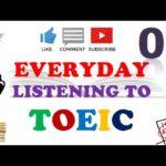 TOEIC Full Listening Practice