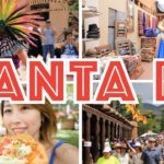 サンタフェ最大の祭り!マーケットの買い物で使える英会話☆ Santa Fe Indian Market!〔#639〕【🇺🇸横断の旅 51】