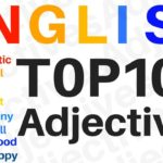 100 ENGLISH ADJECTIVES ||| Learn the Most Useful Adjectives In English ||| Beginner
