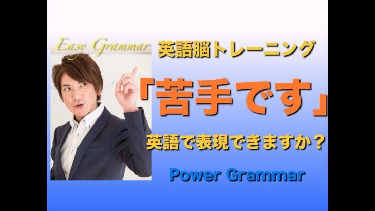 パワー 英文法 111