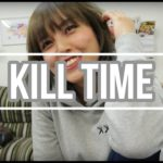 【1分英会話】〜kill time〜3分でリスニング練習ができ、イディオム知識が増える学習トレーニング
