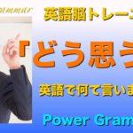 パワー 英文法 133