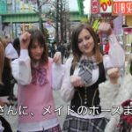 NIPPON珍道中 #2 Akihabara Feat. Mimei and Sharla ミメイとシャーラとコスプレ?