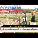 ECCが提供するBSフジ番組「勝手に!JAPANガイド」  #39 ダチョウ王国 編