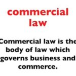 Advanced Business English Vocabulary Lesson for ESL – Commercial Law, 2