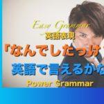 パワー 英文法 44