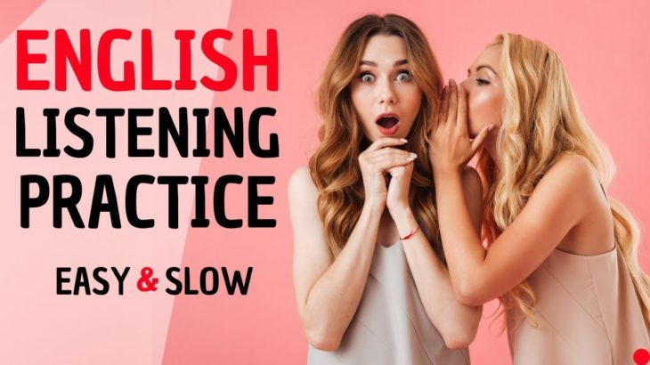 English Listening Practice |||| Learn English Useful Conversation ||| Slow and Easy English