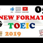 NEW FORMAT TOEIC FULL LISTENING PRACTICE 05 WITH SCRIPTS