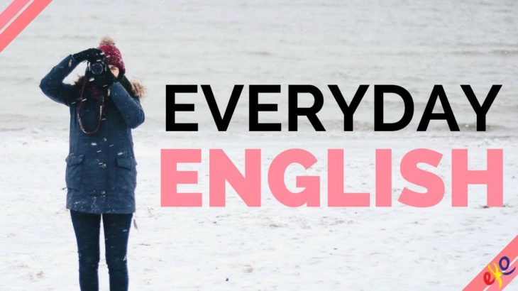 Learn English     Everyday Conversation English Practice     Perfect English