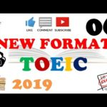 NEW FORMAT FULL TOEIC LISTENING PRACTICE 06 WITH SCRIPTS