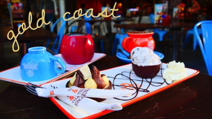ゴールドコーストのカラフルで可愛いカフェ☆ // A cute café in Surfer's Paradise〔# 335〕