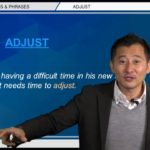 "Bizmates無料英語学習 Words & Phrases Tip 233 ""adjust"""