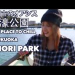 Hanging Out in Fukuoka City's Ohori Park ★ 福岡市のオアシスー大濠公園!