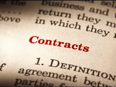 Legal English Vocabulary VV 27 – Contract Law (Lesson 2)   Business English Vocabulary