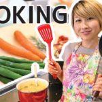 お料理英語!キッチン器具や調理方法を英語で☆ // COOKINGLISH!〔#494〕